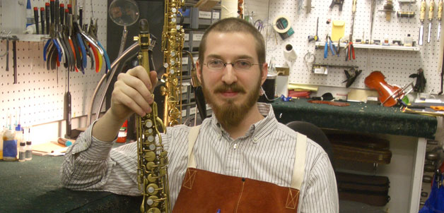 Ask a Saxophone Repairman