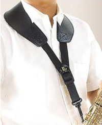 BG Yoke Saxophone Strap