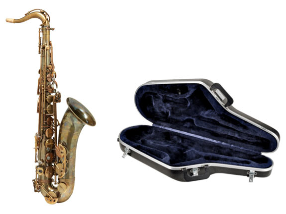P Mauriat System 76 2nd edition un-lacquered tenor without high F#